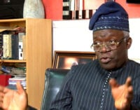 Falana writes Salami panel over 'misleading evidence' against Magu