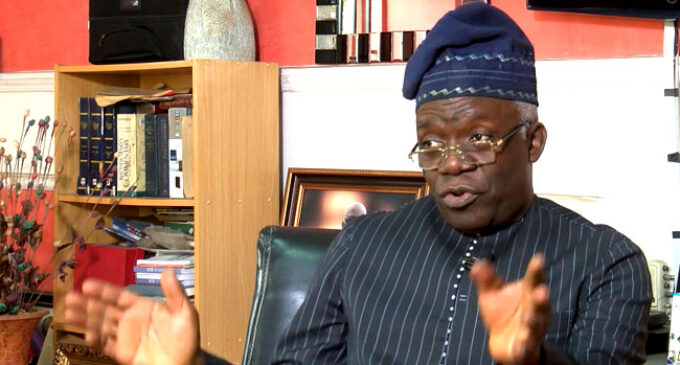 Falana to FG: Igboho's extradition must follow due process — he can't be deported