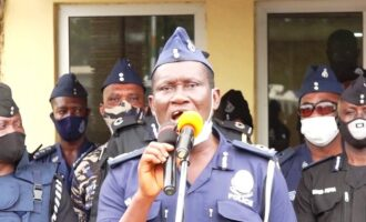 EXTRA: 'Reduce your sex rounds' — top Ghanaian police officer advises personnel ahead of election