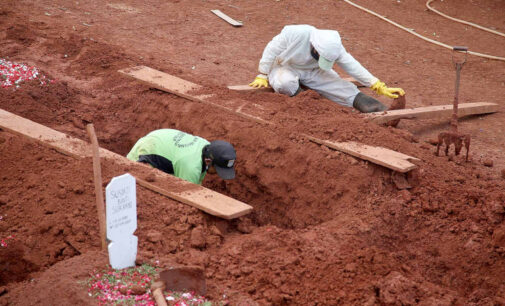 COVID-19: Indonesia digs 6,000 graves as capital runs out of burial spaces
