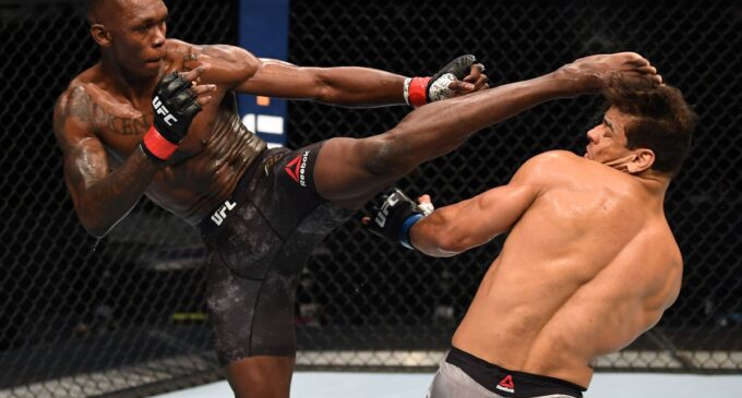 UFC 253 play-by-play and live results (7 pm ET)