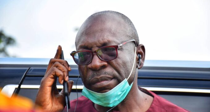 Ize-Iyamu: I'll monitor the election from Benin because network reception in my village is poor