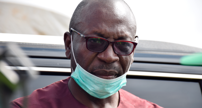 Some of my supporters were disenfranchised, says Ize-Iyamu