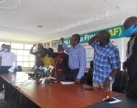 JAF rejects fuel price hike, plans mass action