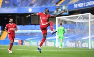Mane shines as Liverpool humble Chelsea at Stamford Bridge