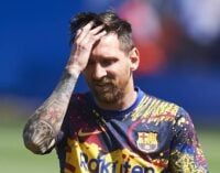 La Liga kick as Messi's father claims £700m release clause is invalid