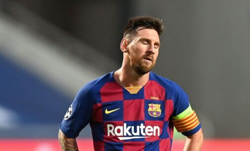 TB Joshua to Messi: Don't leave Barcelona 'bitter and offended'