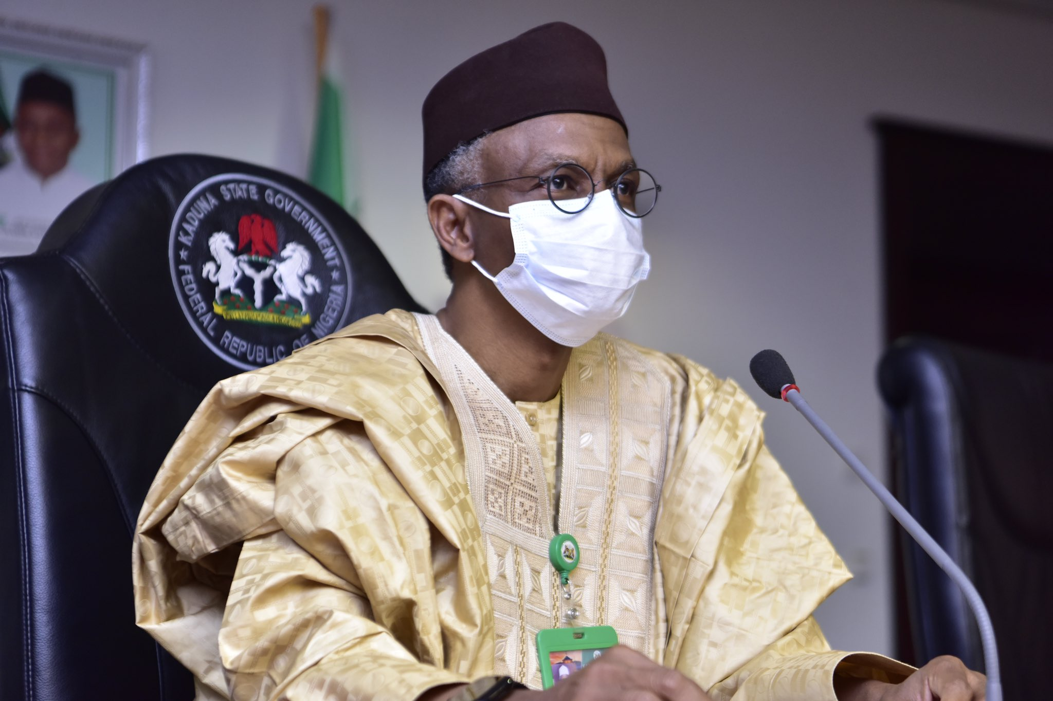 El-Rufai: Most people think governors are thieves