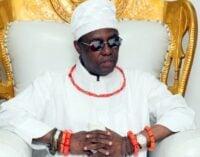 'I'm having sleepless nights over violence' — oba of Benin tells Obaseki, Ize-Iyamu