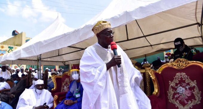 Obasanjo: How the late Emir of Zazzau helped me when there was no one else