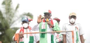 HOW IT WENT: APC, PDP take on each other in Edo