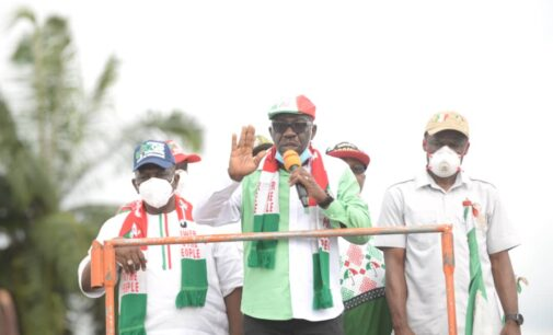 Obaseki: We've caged the lions of Edo politics — they'll never be seen again