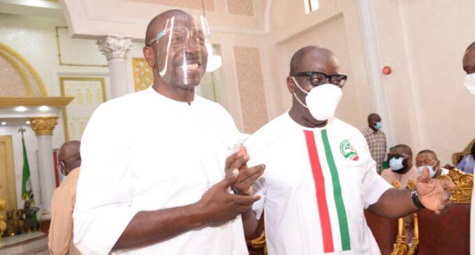 Edo poll: Obaseki wins in Ize-Iyamu's LG