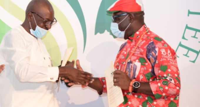 ANALYSIS: The battleground, comfort zones… how Obaseki, Ize-Iyamu stand across LGAs