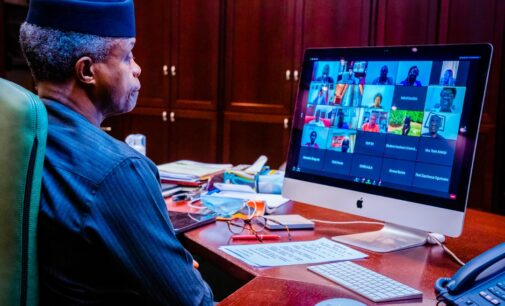 Osinbajo: Notion that sexual harassment victims invite abuse must be discouraged