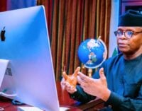 Osinbajo: Appointment into govt positions should be by merit