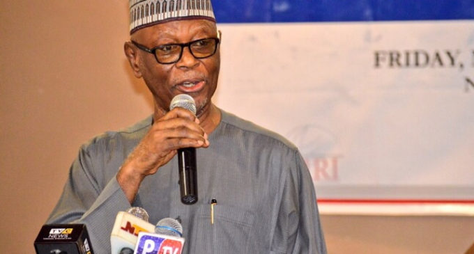 Oyegun to APC: Give Nigerians the change they desire