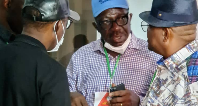 Edo guber: Don't bow to pressure, PDP begs INEC chairman