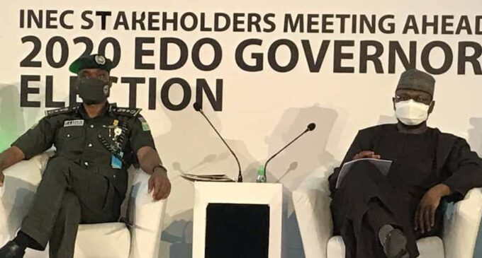 PDP hails Buhari over deployment of security operatives for Edo election