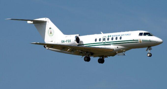FOR SALE: FG opens bid for $23m presidential jet