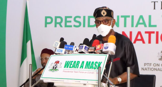 COVID-19: We've spent N20bn on health workers' allowance, says FG