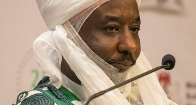 'Rights violation': Court fixes Nov 30 for judgment in Sanusi's suit against DSS, IGP