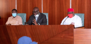 Obaseki: I won't return to APC — it goes against Buhari's gospel of integrity