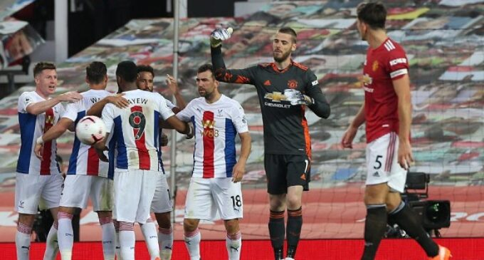 EPL: Man United suffer defeat as Arsenal claim second win