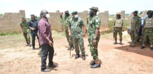 Kaduna strengthens security around airport, Birnin Gwari road