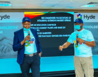 Hyde Energy hosts stakeholders to unveil automotive lubricant product range