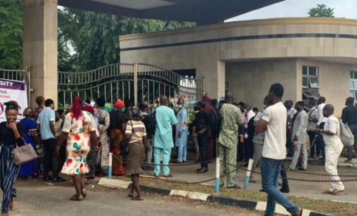 ASUU, SSANU lock out LASU VC, students from campus