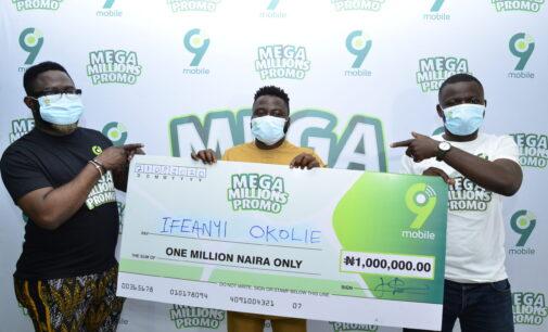 More Nigerians embrace 9mobile's Mega Millions Promo, as participation surges