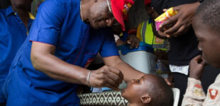 Tunji Funsho, Nigeria's 'polio hero', among TIME's 100 most influential people