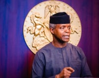 'I'm very angry' — Osinbajo backs review of SARS operations