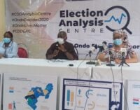 CDD to INEC: Engaging NURTW to transport materials in Ondo problematic
