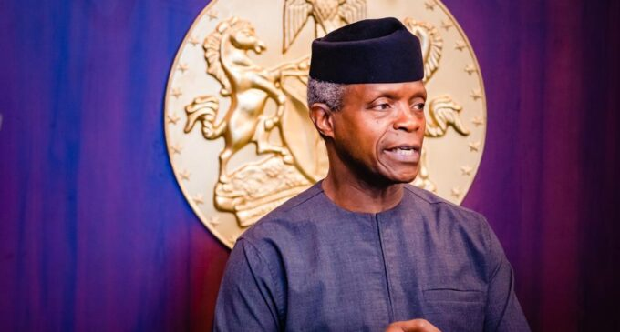 Osinbajo: Shasha represents unity… criminal acts shouldn't be treated as ethnic conflict