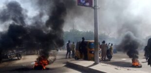 Protests in Kano over 'killing of teenage boy in police custody'