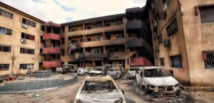 DAYS OF RAGE: '10 police stations, 3 bus terminals…' — how hoodlums left their mark across Lagos in 48 hours