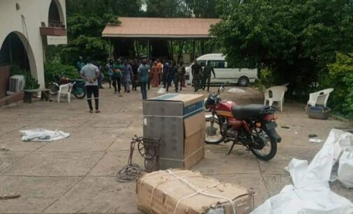 Oyo senator: Why my dogs didn't attack mob that burgled my house