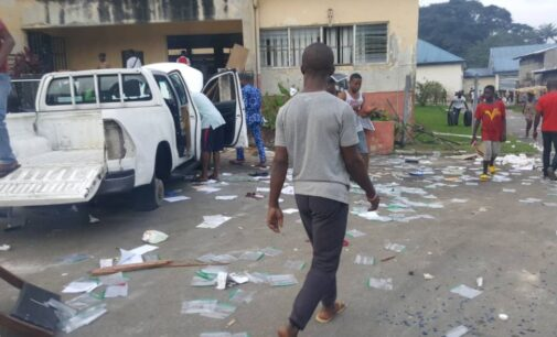 UN: Our assets in Calabar have been vandalised