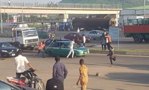 Amnesty: Thugs have killed three #EndSARS protesters in Abuja