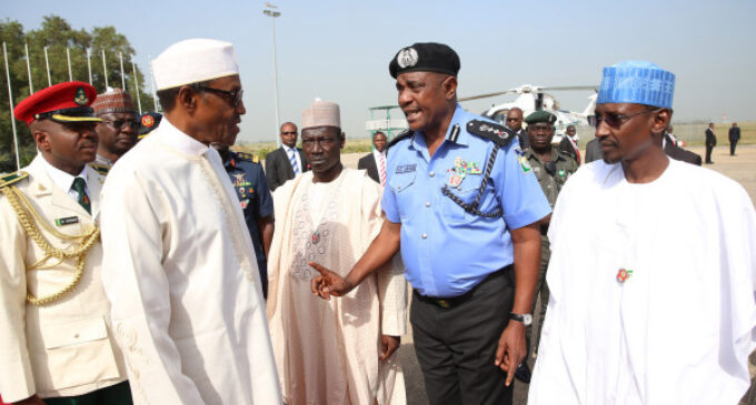Police reform: Buhari wished Arase worked with him longer, says Femi Adesina