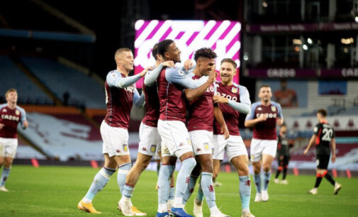 Aston Villa demolish Liverpool 7-2