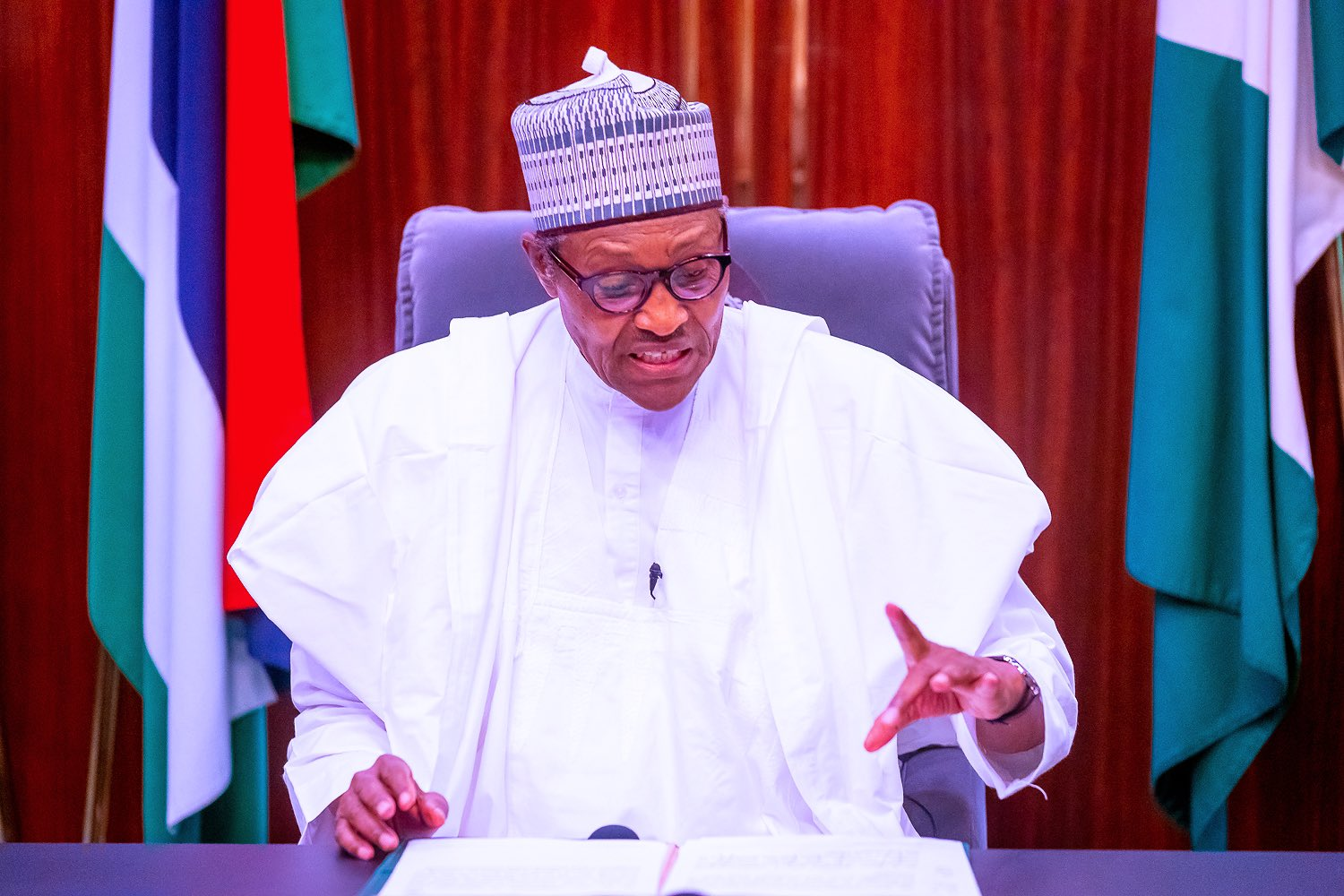 'We will not take a nap anymore' – Bukhari vowed to ensure rapid economic growth