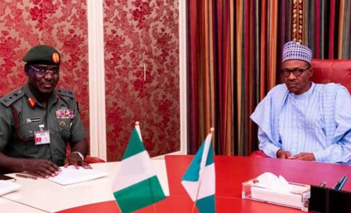 Lekki shooting: Lawyer files N10bn suit against Buhari, Buratai