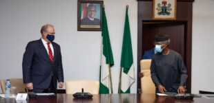 Osinbajo on police reform: Measures in place will yield best results