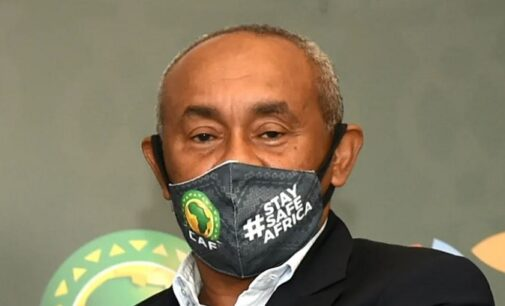 FIFA bans CAF president for 5 years over corruption