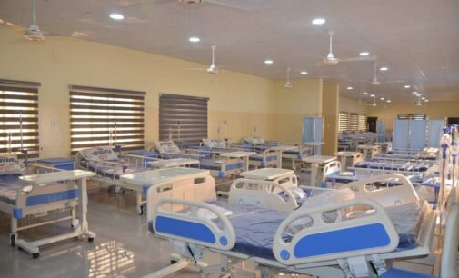 COVID-19: Group donates 50-bed isolation centre to Abia