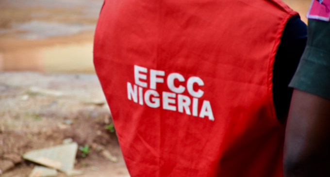 EFCC arrests 10 suspects at 'cyber trickery training academy' in Abuja