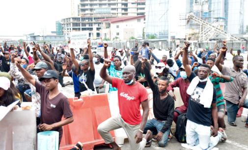 #EndSARS and Lekki: What it means